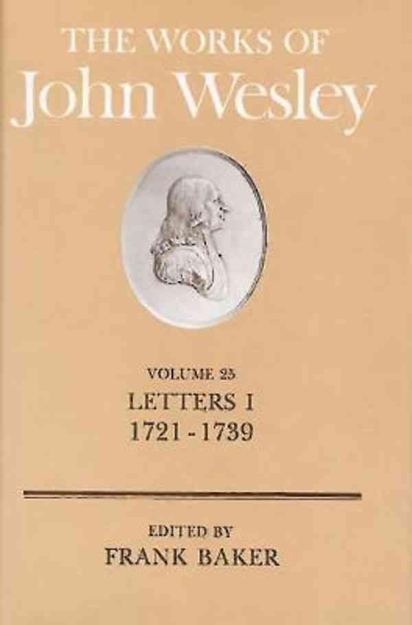 Works of John Wesley: 1721-1739