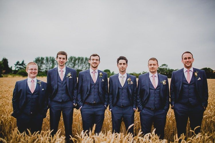 Rustic Dusky Pink & Gold Picnic Marquee Wedding | Marquee wedding ...