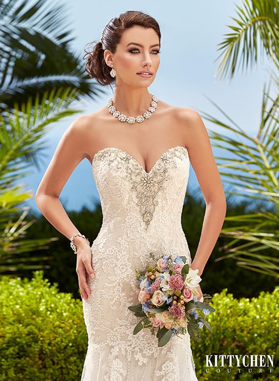 Wedding Dresses | Bridal Gowns | KittyChen Couture - Martina ...
