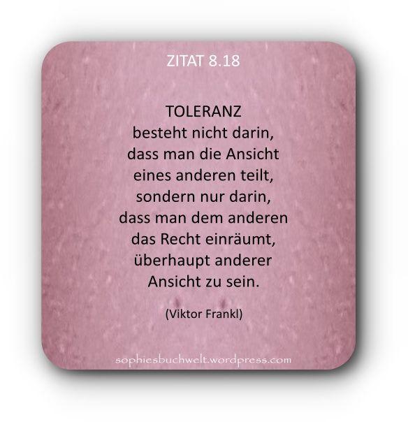 ZITAT 8.18 – Viktor Frankl