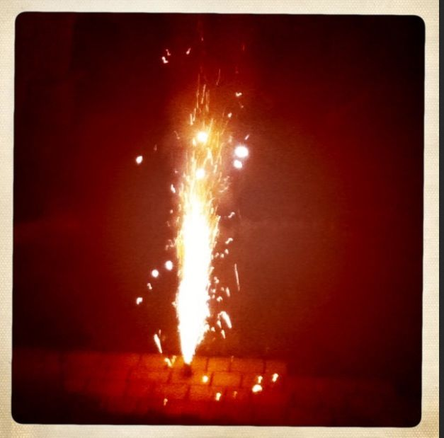 Biiiiggg firework