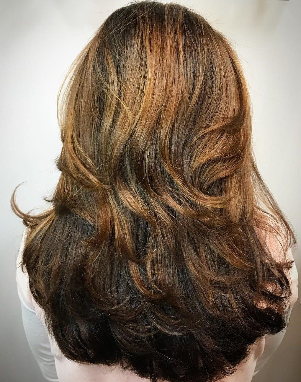 50 Lovely Long Shag Haircuts For Effortless Stylish Looks Layered