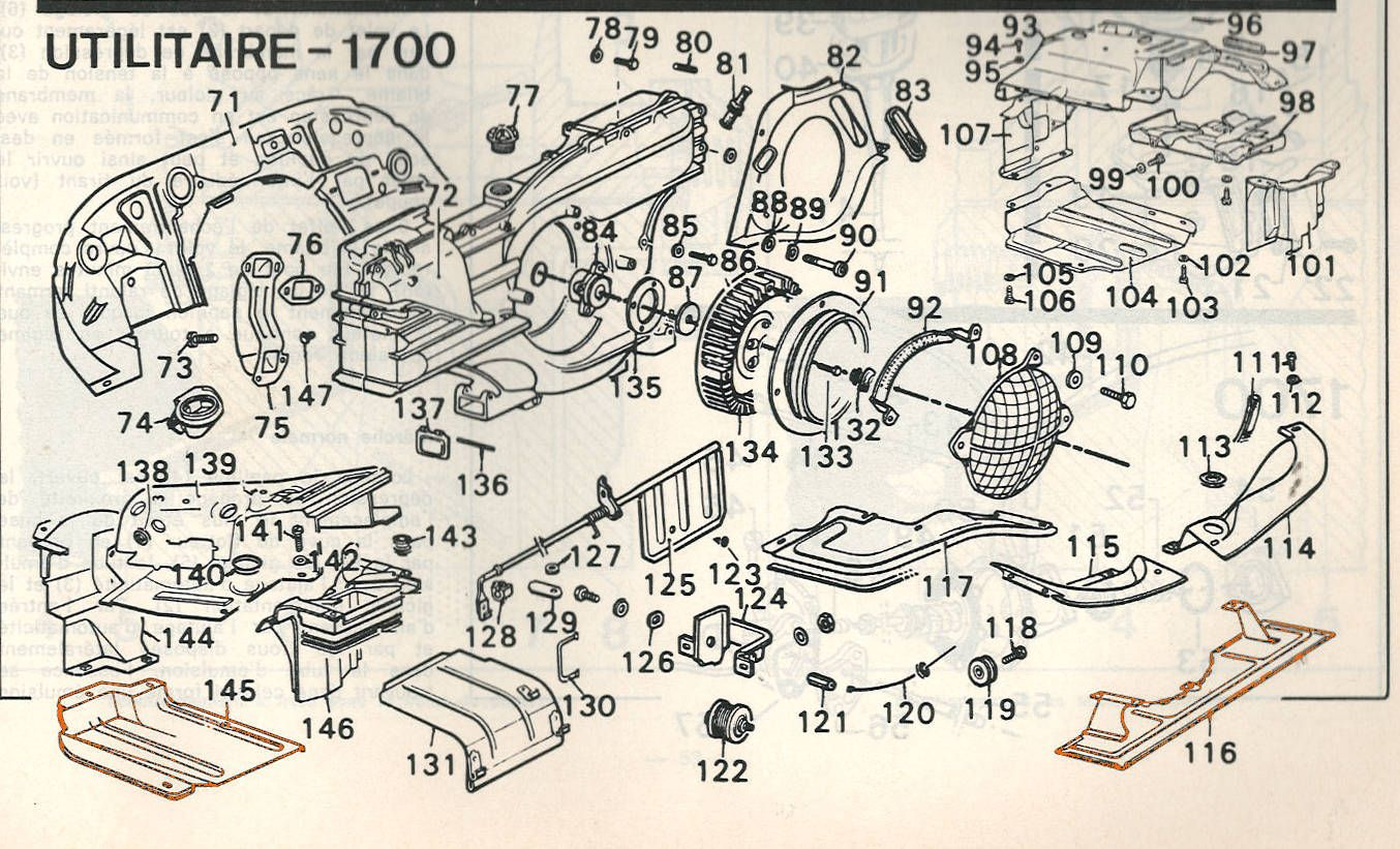Vw Type 1 Engine Diagram Data Schema Parts 1971 Super Beetle Wiring 1998 Breakdown