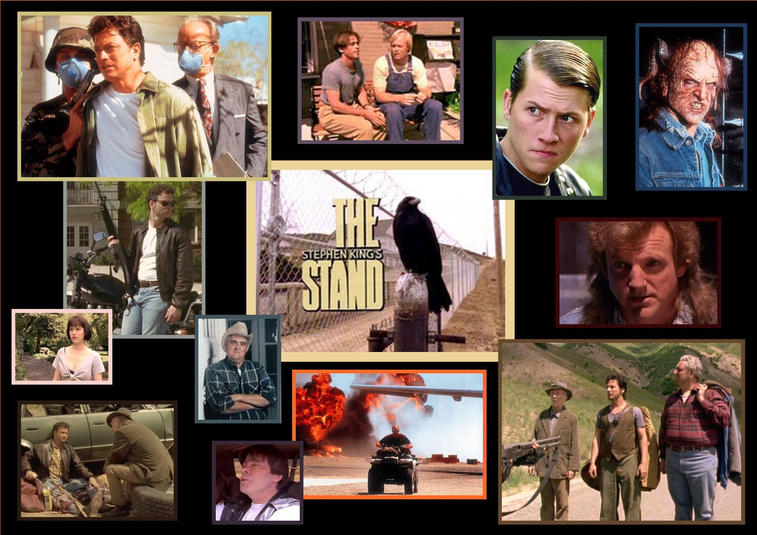 The Stand Stephen King Stephen King Movies The Stand Stephen King Tv Miniseries