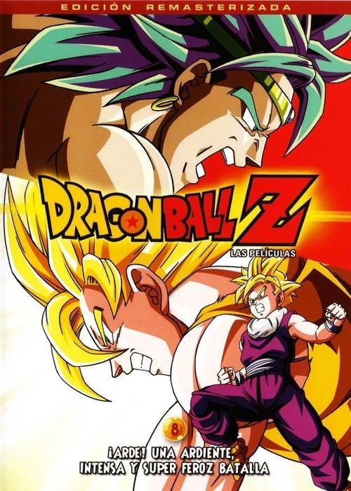 Dragon Ball Z Broly The Legendary Super Saiyan Pelicula Online Completa Dragon Ball Z Dragon Ball Super Dragon Ball Art