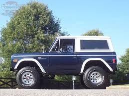 Image Result For Bronco Navy Blue Interior Bronco Car Classic