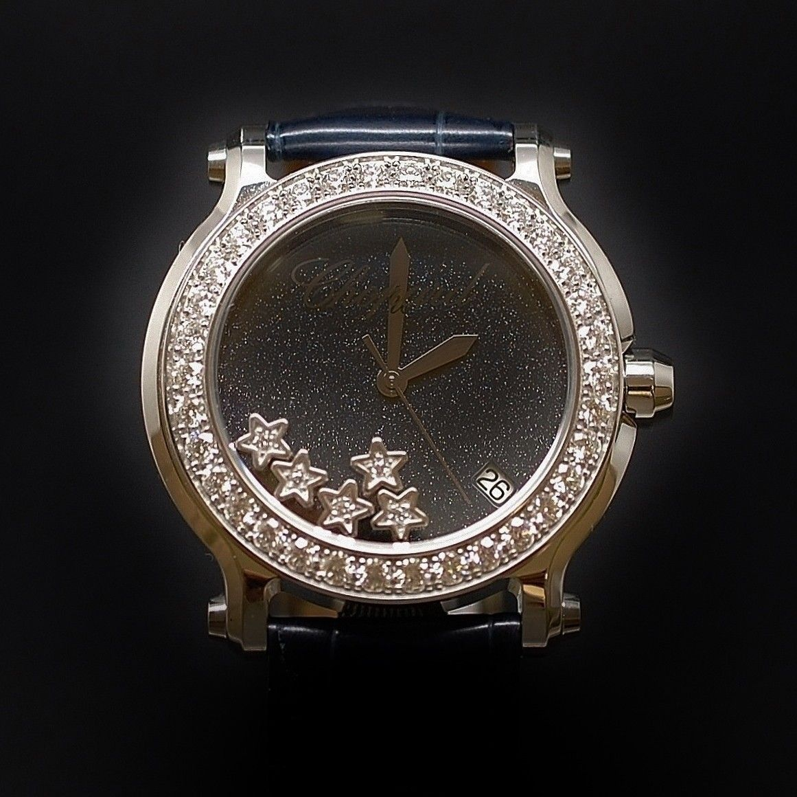 Série limitée à 500 exemplaires pour le 150ème anniversaire de la marque  avec 1.80 carat de diamants brillants extrablancs. 224f8239769