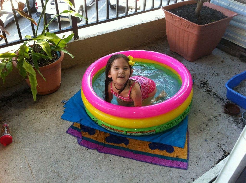 Kiddie Pools An Easy Way To Cool Off The Kids This Summer Kiddie Pool Kids Summer Fun