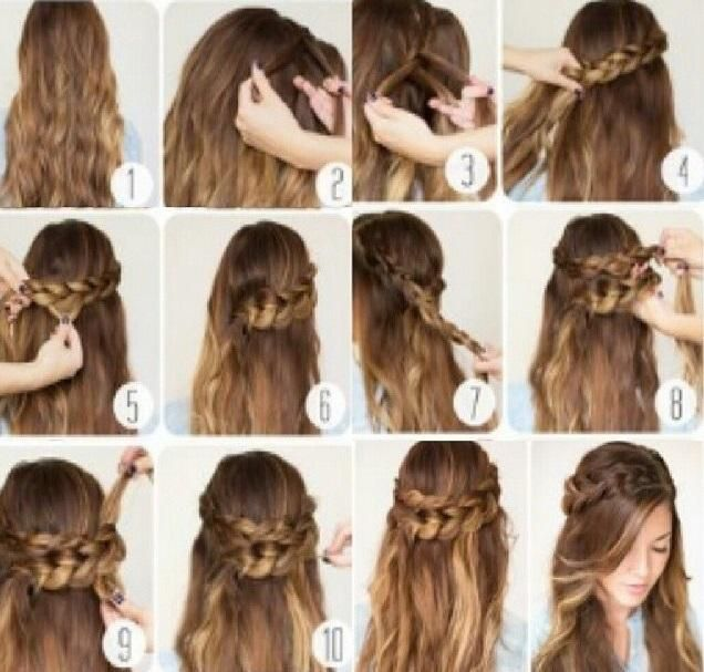 Pin By Cupcakery On Easy Hairstyles Hair Styles Easy Hairstyles Daily Hairstyles