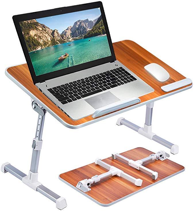 [Large Size] Neetto Height Adjustable Laptop
