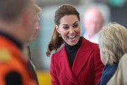 Catherine, Duchess of Cambridge during a visit to North Wales on May 08, 2019 in Various Cities, United Kingdom. #northwales