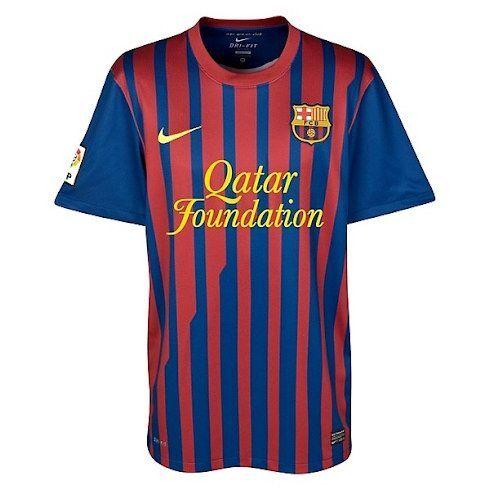 Barcelona 2011 12 Camiseta fútbol online  736  - €16.87   Camisetas de futbol  baratas online! cc357c054c7