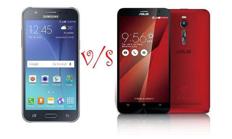 Harga Samsung Galaxy J5 vs Asus Zenfone 2 ZE550ML, Spesifikasi dan Perbandingan - http://www.rancahpost.co.id/20150940148/harga-samsung-galaxy-j5-vs-asus-zenfone-2-ze550ml-spesifikasi-dan-perbandingan/