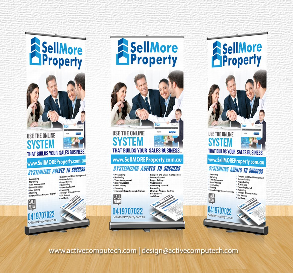 Rollup Banner Designs Visit Www Activecomputech Com Send Your Design Requirements To Design Activecomputech Com Pendon