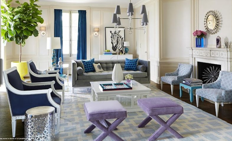 Exceptional Jonathan Adler Living Room