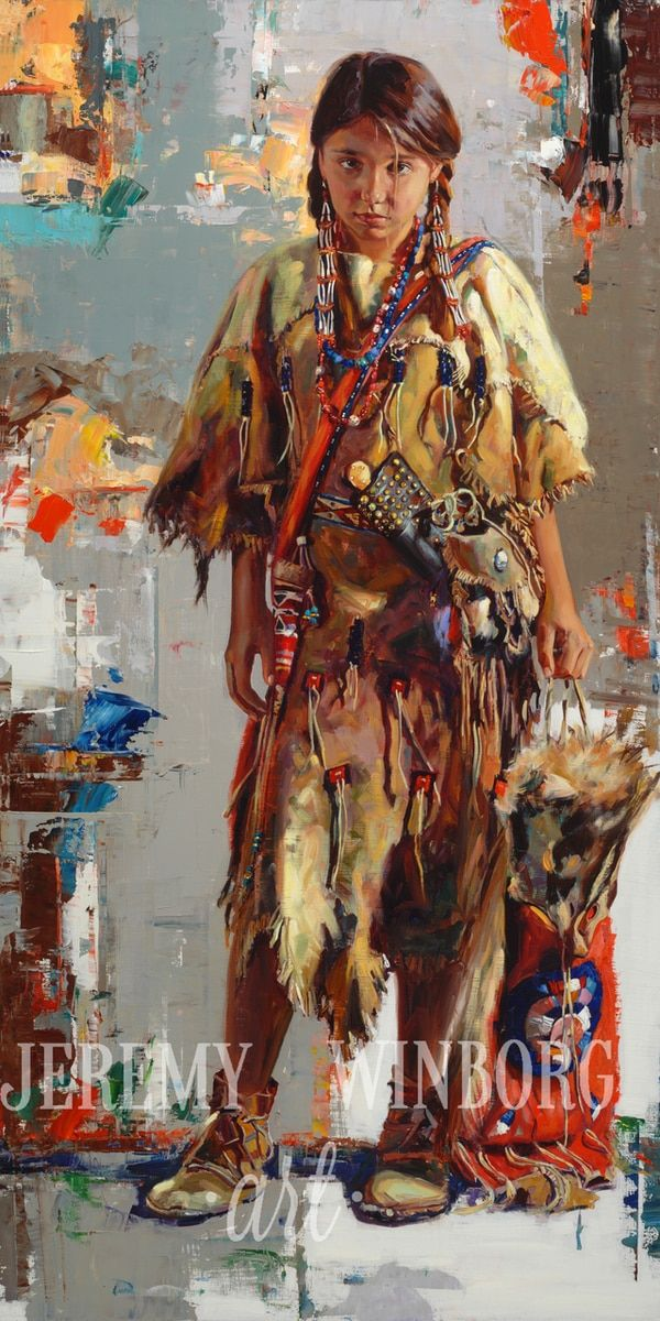 The Badger Bag Original (SOLD) American indian art