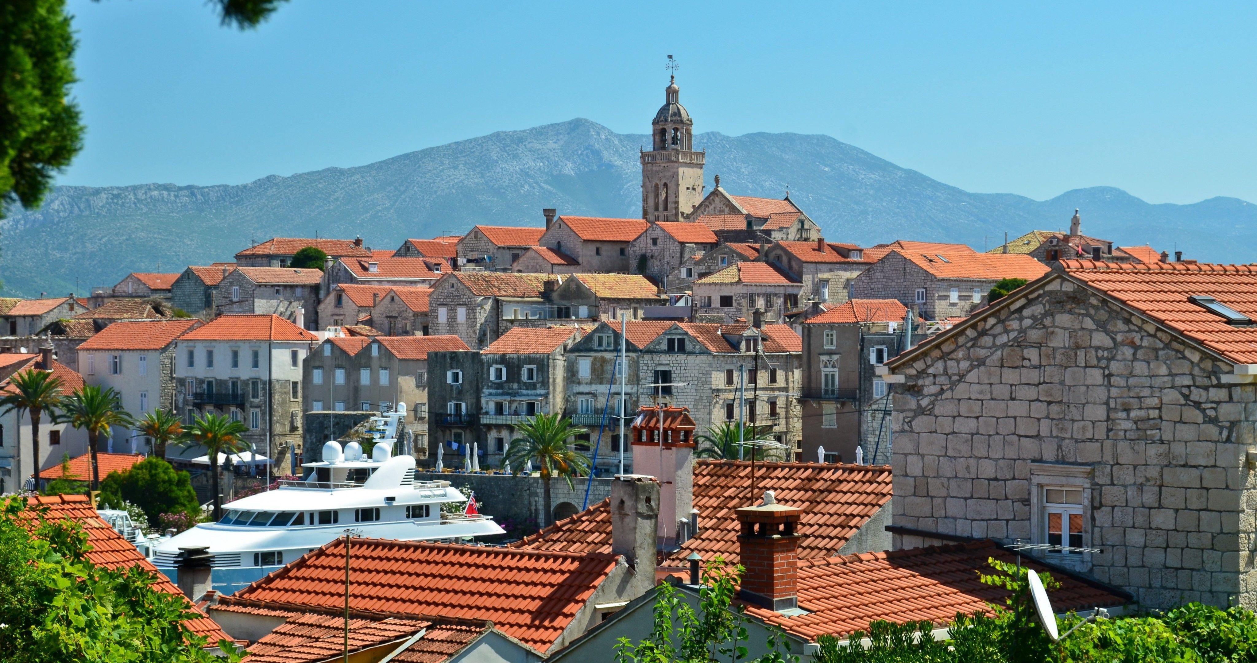 croatia old city 4k ultra hd wallpaper   World wallpaper ...
