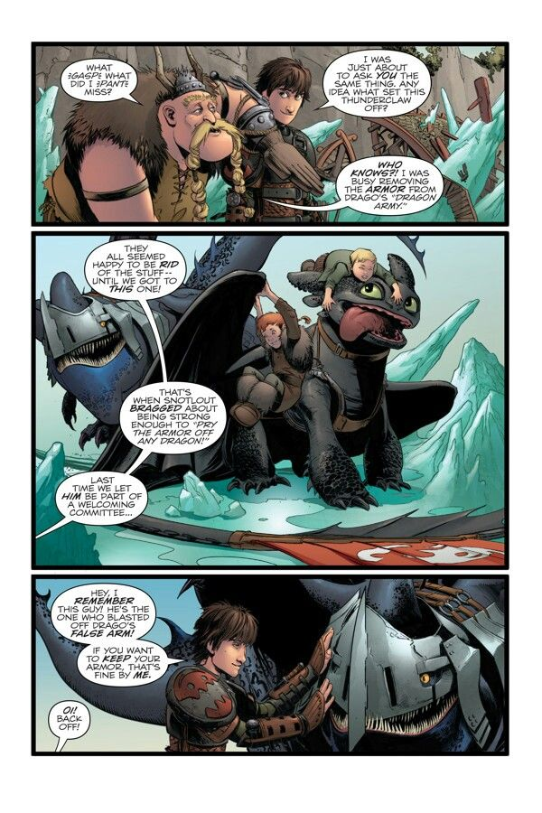 The Serpents Heir Preview 9  How To Train Your Dragon -6393