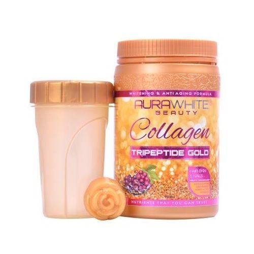 Aurawhite-Beauty-Collagen-Tri-peptide-Gold