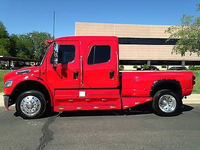 Sport Chassis Makes P2 Sport Chassis Crew Cab 2011 Freightliner Sport Chassis Freightliner Trucks Mini Trucks