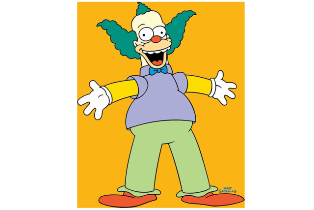 Tears of a clown? 10 of Krusty's best episodes on 'The Simpsons.' http://animatedtv.about.com/od/krusty/tp/10-Most-Revealing-Krusty-the-Clown-Episodes.htm?utm_source=twitter&utm_medium=social&utm_campaign=shareurlbuttons via @aboutdotcom