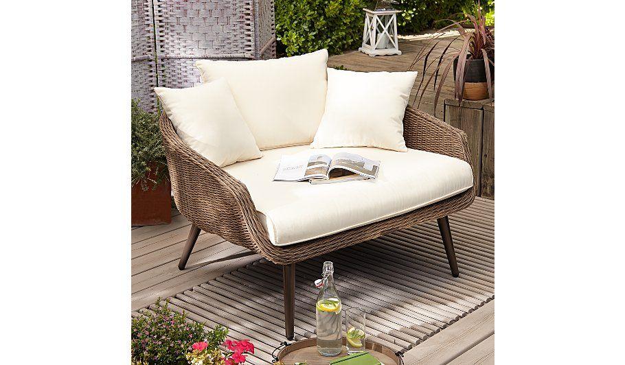 Leighton Garden Cuddle Chair