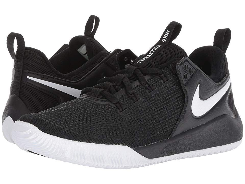 ec60a0a5a18c Nike Zoom HyperAce 2 (Black White) Women s Cross Training Shoes. Nail the