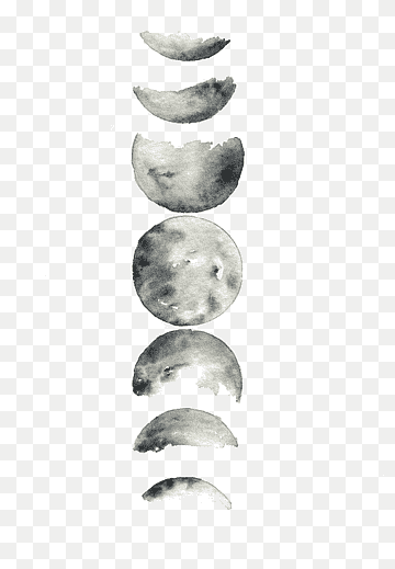 Fullmoon Supermoon Lunar Phase Watercolor Painting Moon Angle Mobile Phone Blue Moon Png Watercolor Paintings Moon Drawing Painting