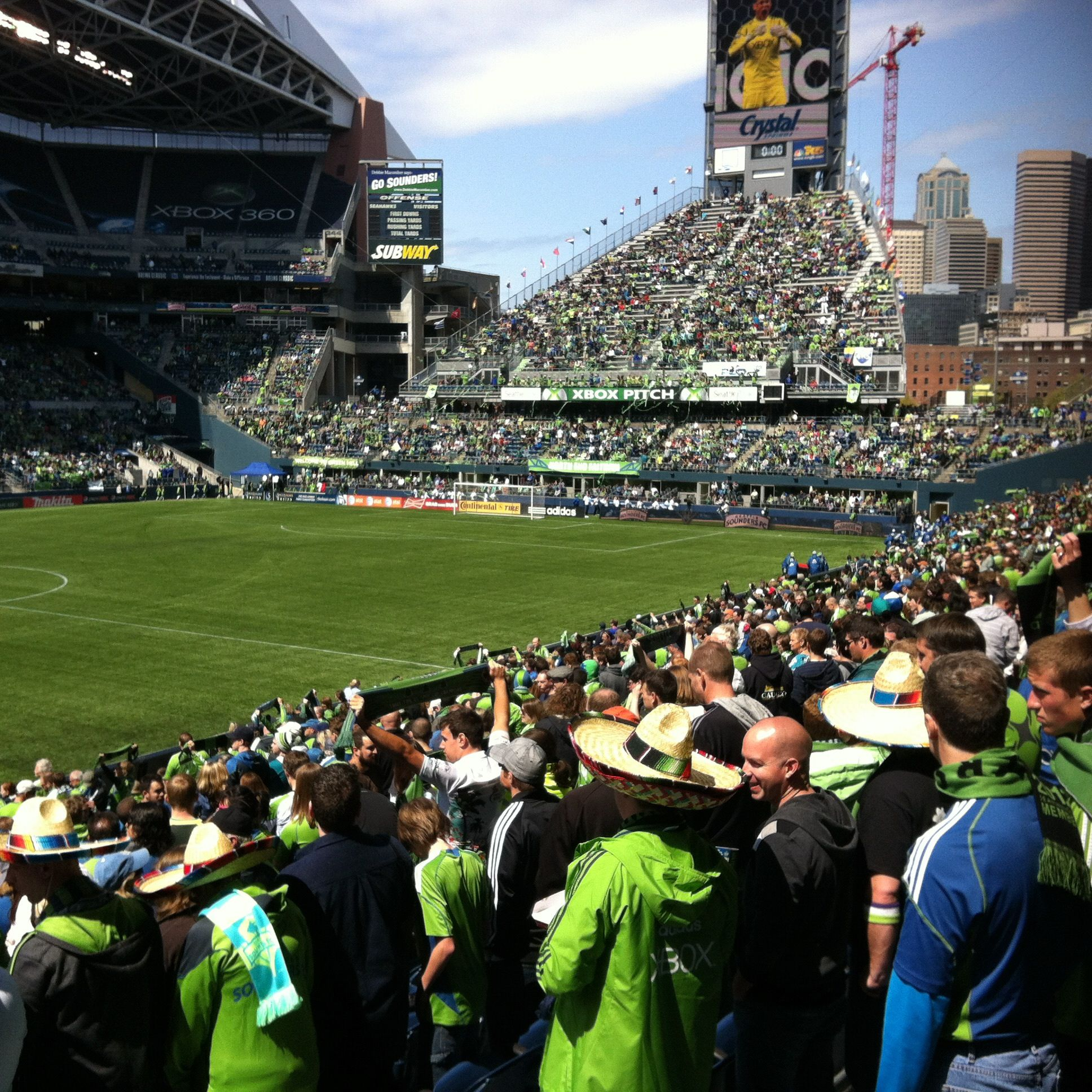 Pin on SOUNDERS!!