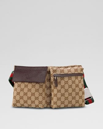 aee1d005cd22 I have this in Black...great purchase and so useful! Gucci Belt Bag - Neiman  Marcus