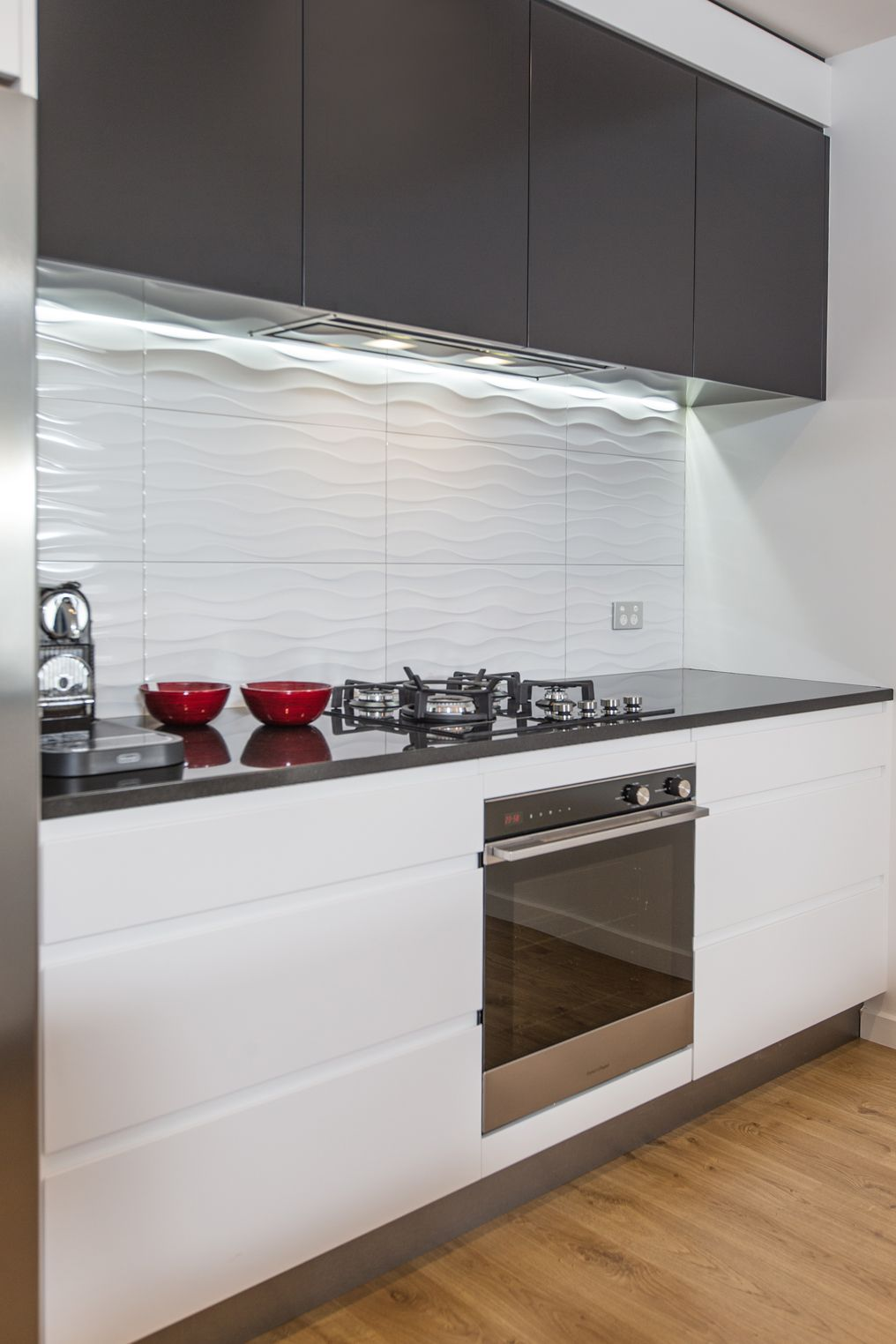 kitchen 435 by sally steer design whitby wellington nz