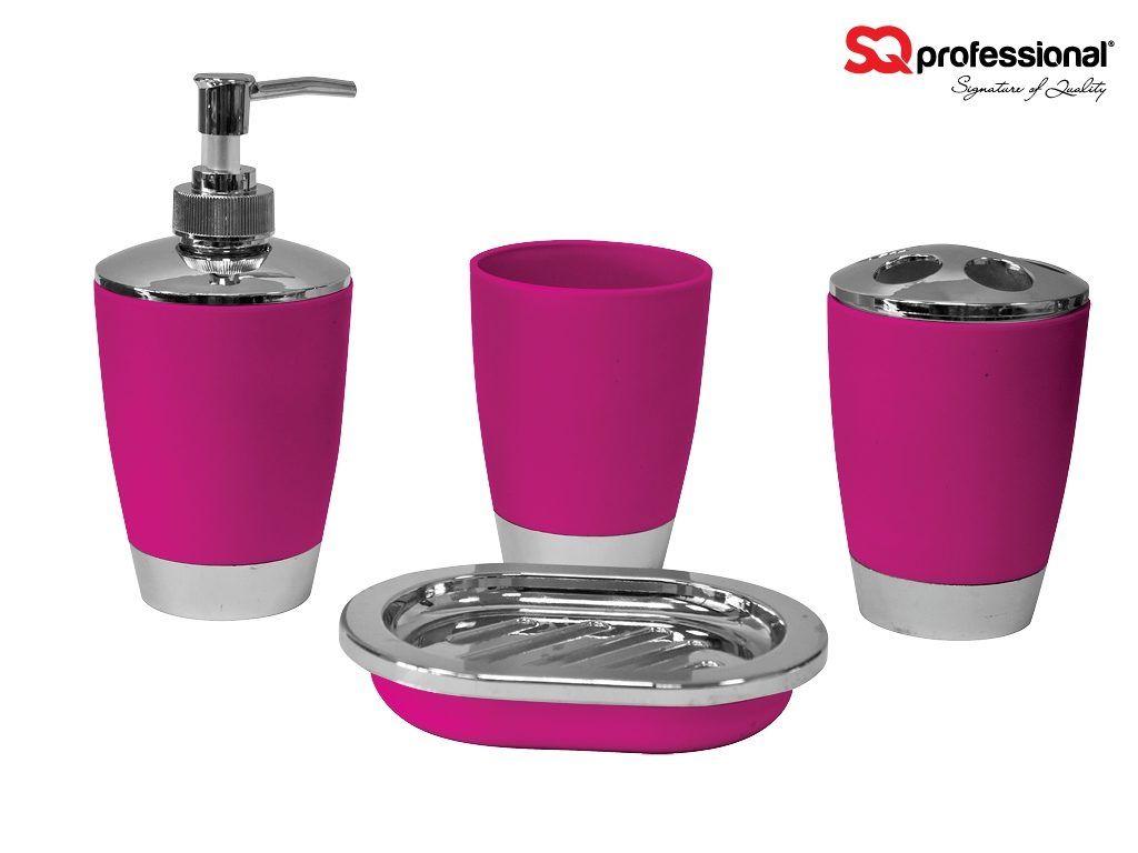 Ordinaire Fuschia Pink Bathroom Accessories