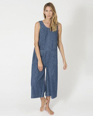 Ilana Kohn Milo Jumpsuit Products Jumpsuit Denim Clothes For