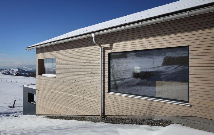 Holzfassaden Holzhandel Und Hobelwerk Profi Holz Fink