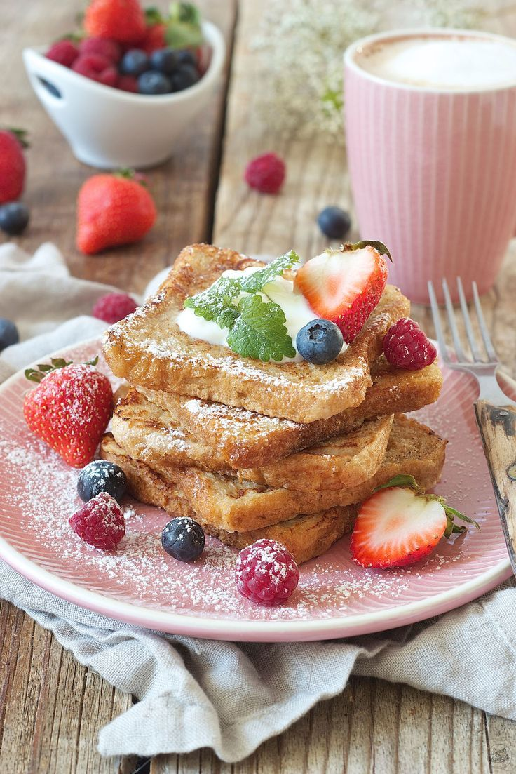 Photo of Poor Knights – French Toast – Recipe – Sweets & Lifestyle®