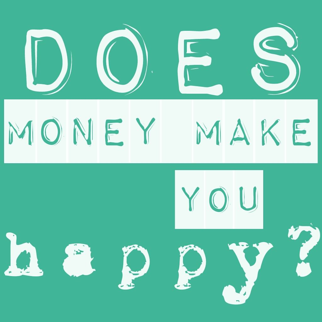 relationship between money and happiness