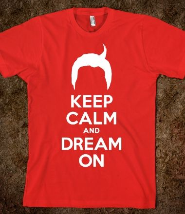 Keep Calm And Dream On (Dale Cooper)