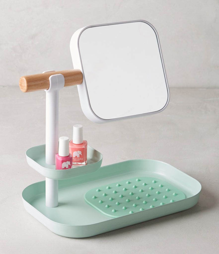 Everything you need to make your bathroom a little less for Bathroom accessories ads