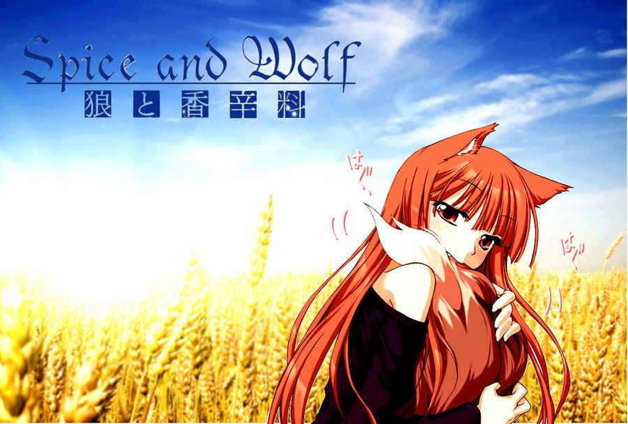 Spice And Wolf Wallpaper By Nanamichan47 On DeviantART