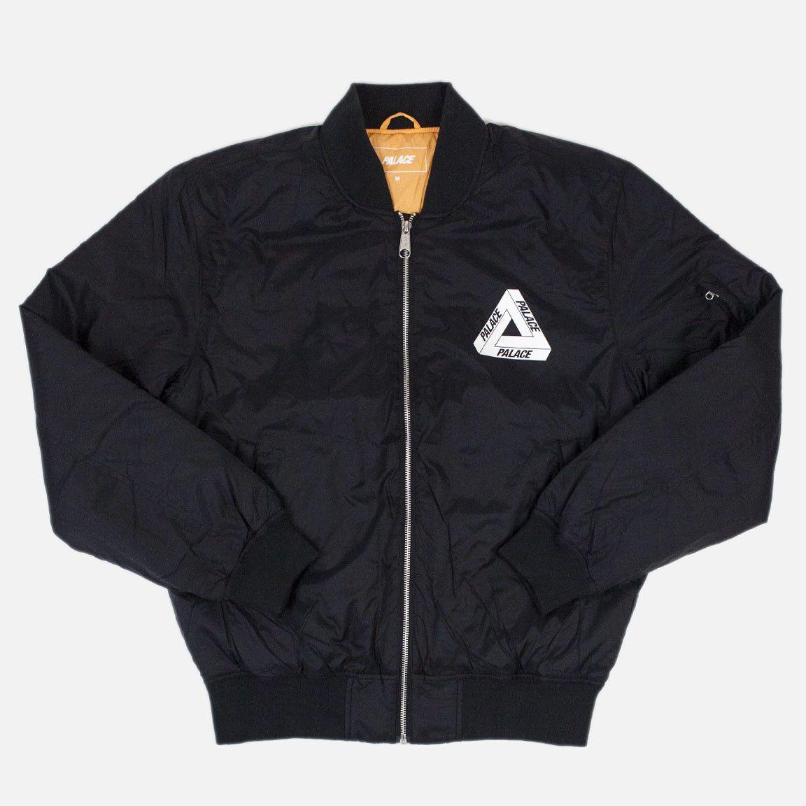 05523cacd Palace Thinsulate Bomber Jacket - Anthracite | Clothing | Bomber ...