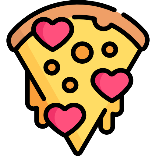 Pizza Free Vector Icons Designed By Freepik Pizza Drawing Cute Easy Drawings Pizza Art