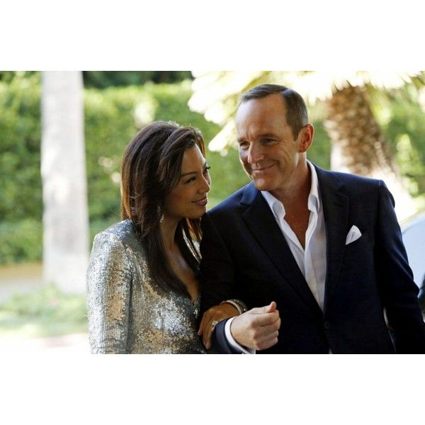 Agents of S.H.I.E.L.D. fans long for Philinda ❤ liked on Polyvore featuring home and home decor