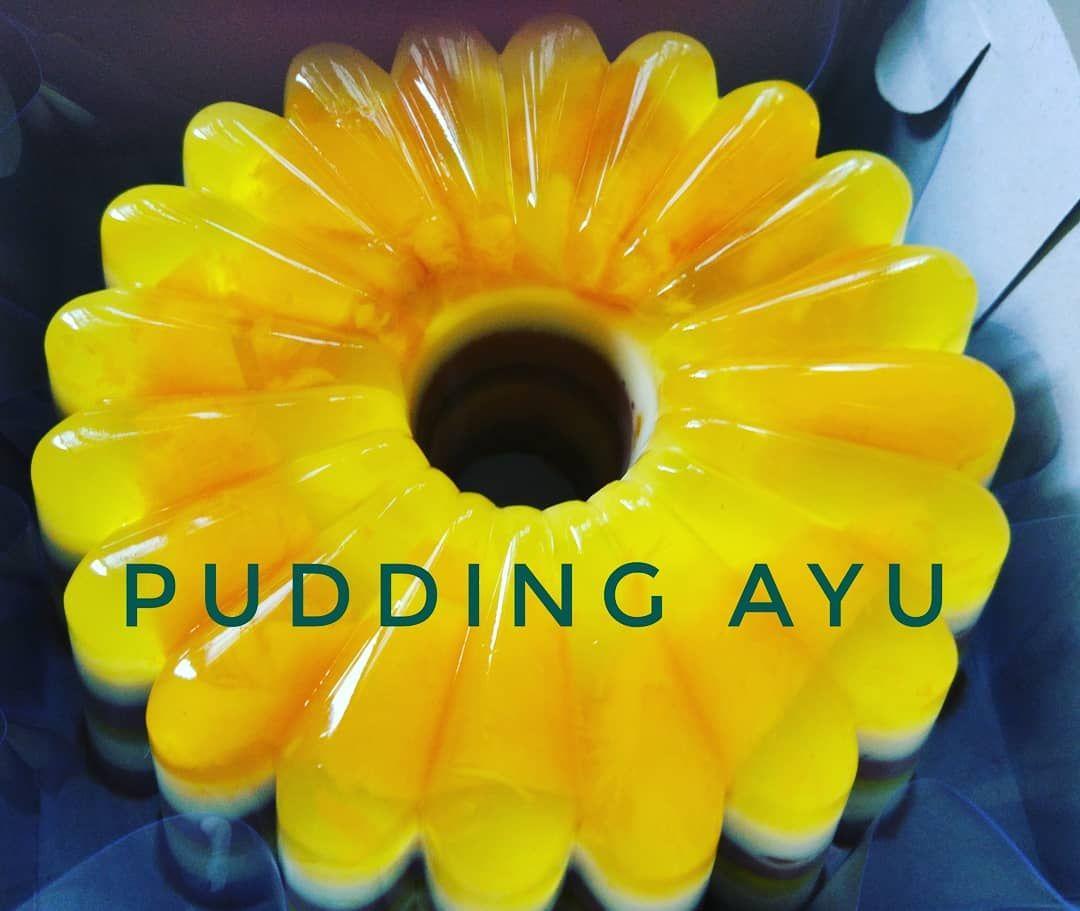 Hadir Ready Stock Pudding Musiman Chocomango Tersedia Hanya Saat