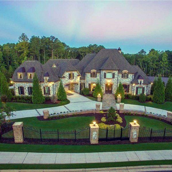 Country Club Apartments Birmingham Al: Top 60 Best Driveway Landscaping Ideas