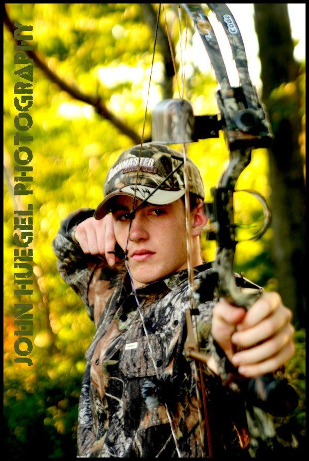 Bow hunting pic