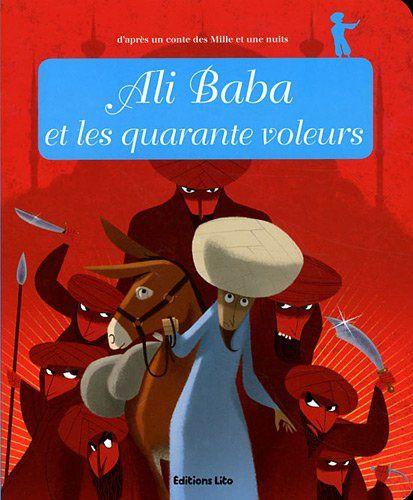 Minicontes Classiques - Ali Baba et les 40 Voleurs - Dès 3 ...