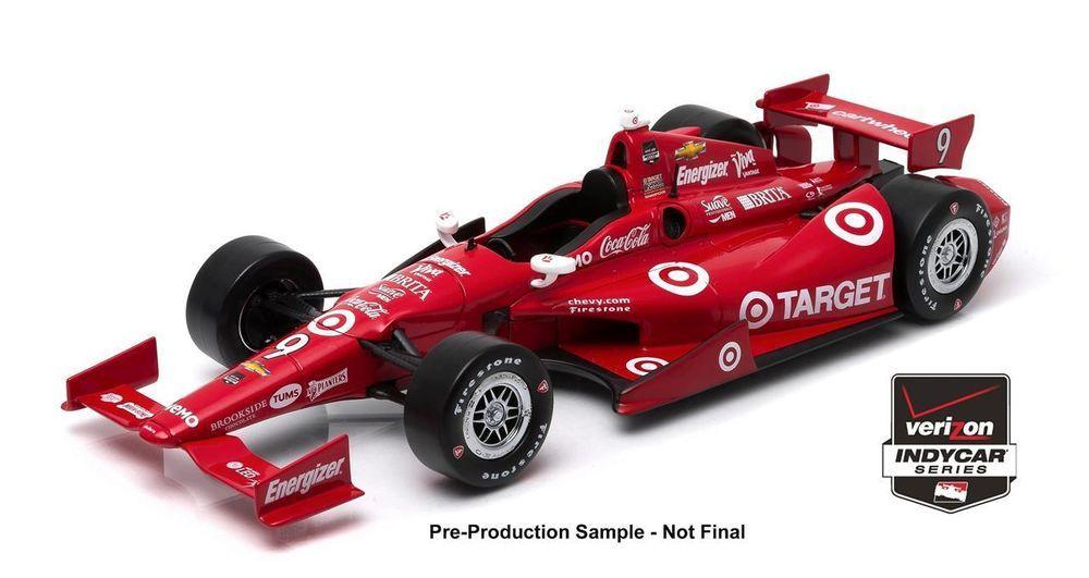 2015 9 Scott Dixon Chip Ganassi Racing Target Diecast Indy Car 1 18 10961 Indy Cars Racing Indy 500 Winner