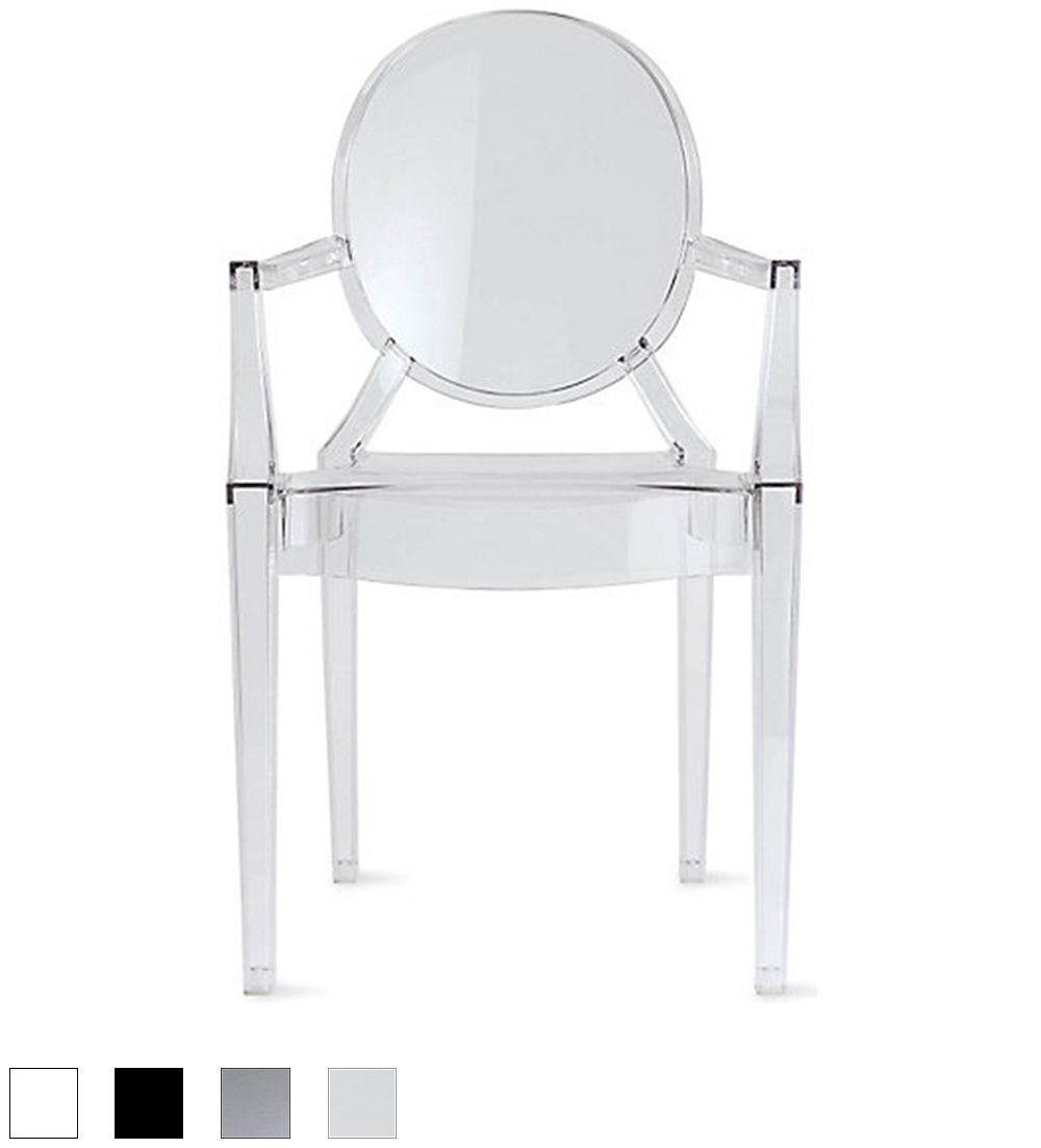 Modern Ghost Armchair | Inspiration | Dining Room