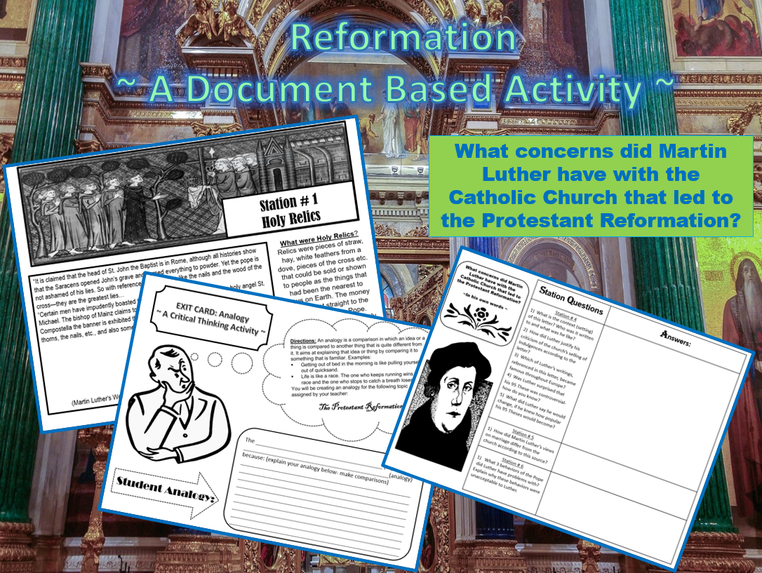 Reformation What Were Luther S Arguments In His Own