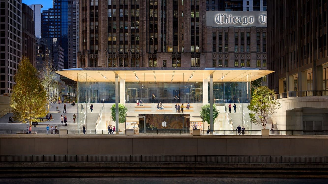 We ranked the 32 most beautiful Apple stores in the United